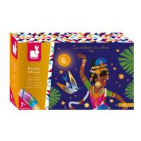 Dětský ateliér midi - Bollywood - barevné fólie