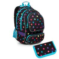 Školní batoh a penál Topgal ALLY 19009 G