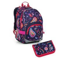 Školní batoh a penál Topgal KIMI 19010 G