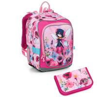 Školní batoh a penál Topgal ENDY 19003 G
