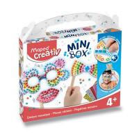 Minibox Maped Creativ - Mozaikové samolepky