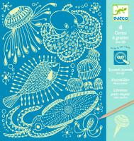 Vyškrabávání - Život v moři