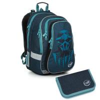 Školní batoh a penál Topgal LYNN 19018 B