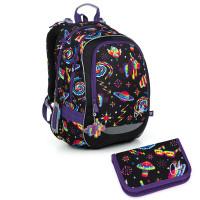 Školní batoh + penál Topgal CODA 19006 G