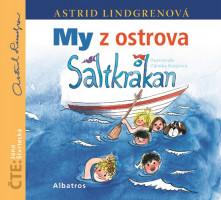 My z ostrova Saltkrakan - audiokniha na CD