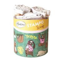 Stampo scrap - lenochodi