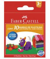 Modelovací hmota Faber-Castell - 10 barev