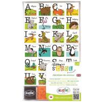 Stampo S´cool - zvířátková abeceda v angličtině