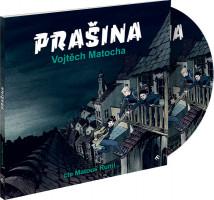 Prašina - audiokniha na CD