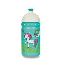 Zdravá lahev 0,5l - Jednorožec a víly