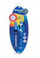 Bombičkové pero Griffix 4 pro praváky - modré