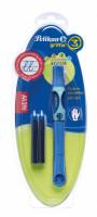 Inkoustový roller Griffix 3 pro leváky - modrý