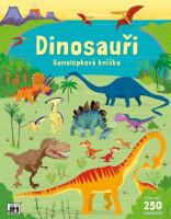 Dinosauři - velká samolepková knížka