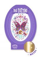 Tetování - motýl