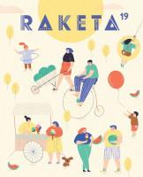 Časopis Raketa č. 19 - Kolo