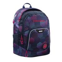 Školní batoh Coocazoo RayDay, Purple Ilusion