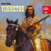 Vinnetou - audiokniha na CD