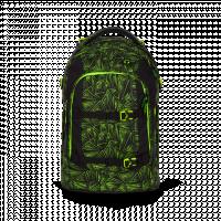 Študentský batoh Ergobag Satch-  Green Bermuda
