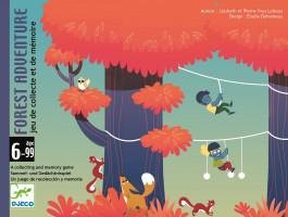 Lesní dobrodružství - karetní hra