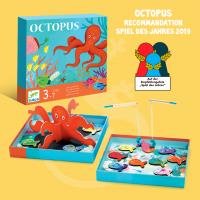 Chobotnice - kooperativní hra