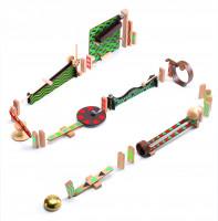 Dominová dráha Zig & Go – 48 ks