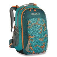 Školský batoh Boll Smart Artwork Collection 22 l (2019) Ryby/Teal