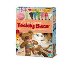 Kreatívna súprava šitia – medvedík