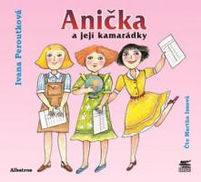 Anička a její kamarádky –  audiokniha na CD