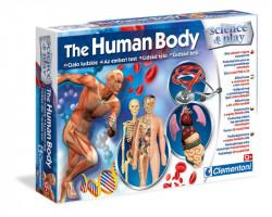 Dětská laboratoř - Sada lidské tělo