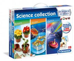 Dětská laboratoř - Vědecká kolekce 3 v 1