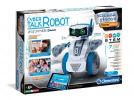 Hovoriaci robot – CYBER