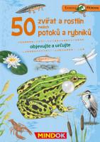 Expedice příroda: 50 zvířat a rostlin potoků