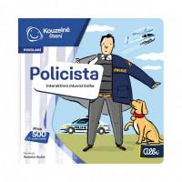 Kouzelné čtení - Minikniha povolání – Policista
