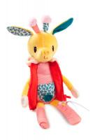 Lilliputiens - žirafa Zia - učíme se oblékat