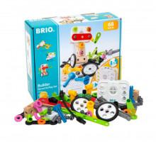 Brio Builder - stavebnice s nahráváním zvuku