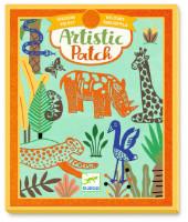 Umělecké koláže - Zvířata