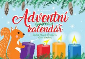 Adventní vybarvovací kalendář