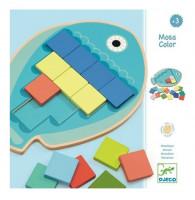 Rybka – farebná mozaika