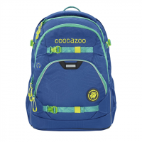Školský ruksak coocazoo ScaleRale, Waveman, certifikát AGR
