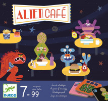Kavárna mimozemšťanů