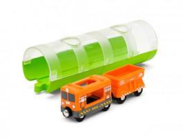 Brio – Tunel a nákladný vlak