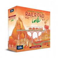 Railroad Ink - Rudá edice
