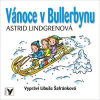 Vánoce v Bullerbynu - audiokniha na CD