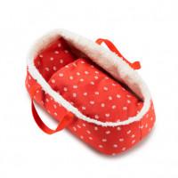 Lilliputiens - Textilní košík pro panenky