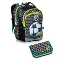 Školní batoh a penál Topgal COCO 20015 B