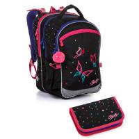 Školní batoh a penál Topgal COCO_20004_G