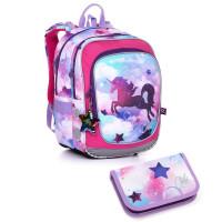 Školní batoh a penál Topgal ENDY 20002 G