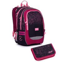 Školní batoh a penál Topgal CODA 20009 G
