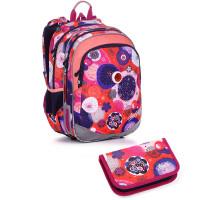 Školský batoh a peračník Topgal ELLY 20005 G