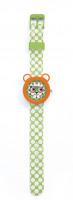 Detské hodinky s medvedíkom čistotným